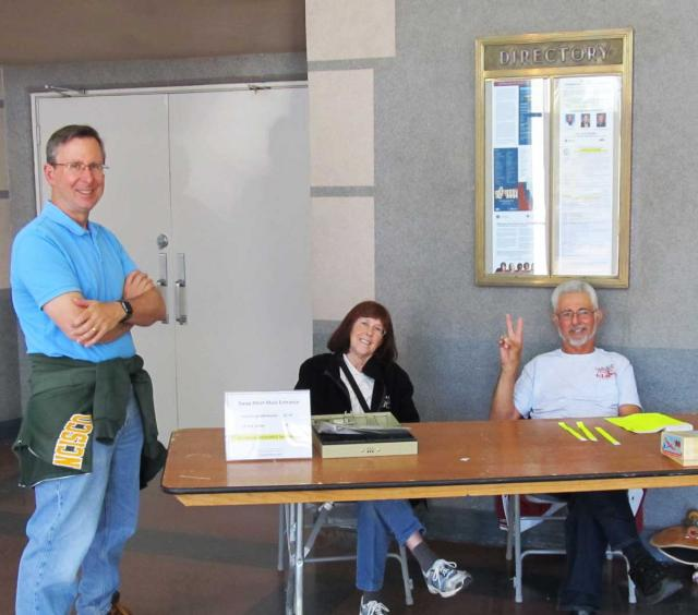 Entry Pic Doug Jake & Bills Wife