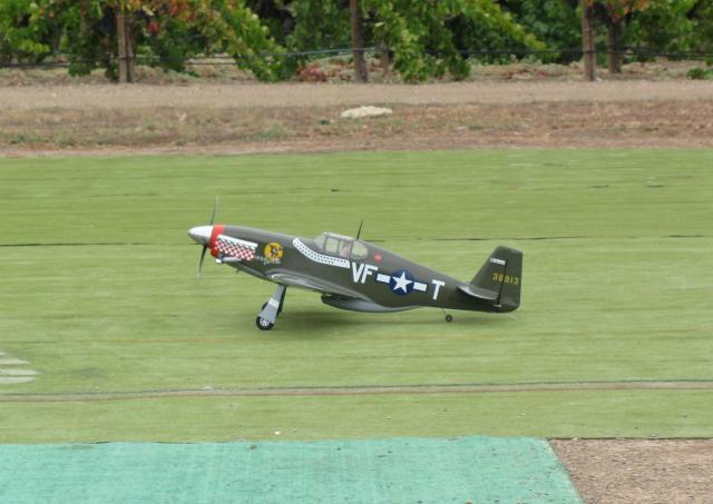 Merles P-51B