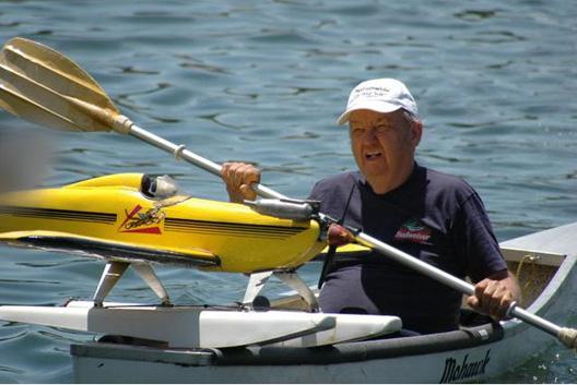 John Lehtio rescues a plane.